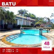Villa Resort Luas 6.535 Di Songgoriti Kota Batu Malang _ 410.19