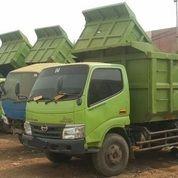 Dump Truck Hino Dutro 130HD Tahun 2016