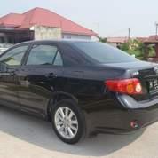 Allnew Corolla Altis 1.8 M/T 2008 Super Original Istimewa Mulus Irit Harga Nego