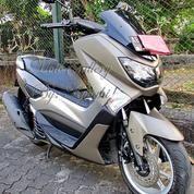 Yamaha Nmax 155 Non-ABS, Warna Abu-Abu / Gunmetal Grey 2016