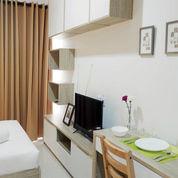 Apartemen Mewah Springwood Studio FULLY FURNISHED Murah BU Tangerang
