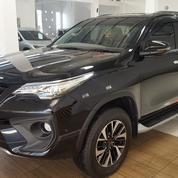 Toyota Fortuner Diesel 2018 VRZ TRD Sportivo Hitam Pribadi Istimewa