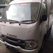 Isuzu Traga Box 2.5L Mesin Irit