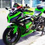 Kawasaki Ninja 4tak 250