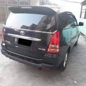 Toyota Inova 2.0 E Upgrade G Manual Th 2008 Hitam Ful Ori