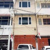 Ruko Jalan Bukit Barisan Dalam (Dekat Stasiun KA/Lapangan Merdeka) Medan