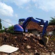 Urug Uruk Tanah Puing Bangunan