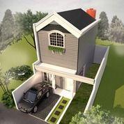 Rumah Murah Desain Country
