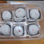 Mochi Medan Enak, Lembut, Isi Padat, Ada Rasa Kacang Dan Coklat, Perkotak Isi 2 Pcs