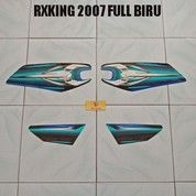 Striping RXKing 2007 Full Biru
