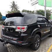 Fortuner Diesel VNT AT TRD Prima Luxury Tinggal Pake CASHTT Only 2014
