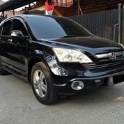 Honda CRV 2.4 AT Th 2007 Hitam Original Full