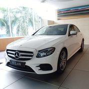 Promo Terbaru Mercedes-Benz E 350 AMG Line