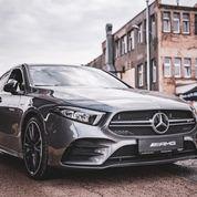 Promo Terbaru Mercedes-Benz A 35 AMG