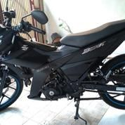 Suzuki All New Satria F150 Black Predator