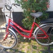 Sepeda Lawas Mini Original