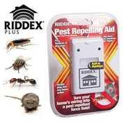 RIDDEX PLUS (Pengusir Kecoa, Tikus Dll Tanpa Racun