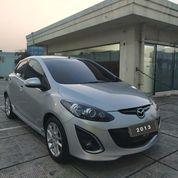 Mazda2 RZ 1.5 At HB 2013 Angs 1.9 Jt