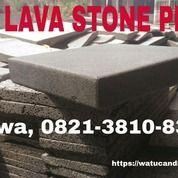 Hot Lava Stone Plate Batu Bakar Sajian Hangat