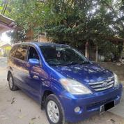 Toyota Avanza Type G Manual Tahun 2005