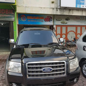 Ford Everest 4x4 Manual 2008
