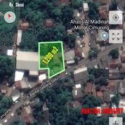 Tanah Komersil 1.200 M2 - Cimuning Bekasi