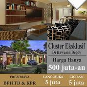 Pesona Sawangan Residence Cluster Citronella 500jt'an Tanpa DP