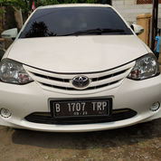 Toyota Etios Valco Type E Manual 2013