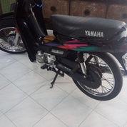 Yamaha Alfa Ll Th 90 Nopol Lumajang