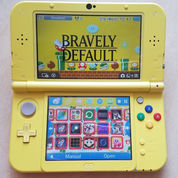 Nintendo 3DS XL Edisi Pokemon LUMA CFW Full Request Games