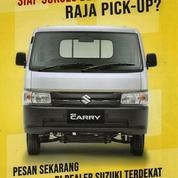 NEW CARRY PICK UP FD RAJANYA MOBIL ANGKUT BARANG
