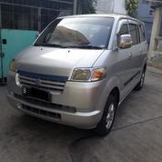 Suzuki Apv 1.5 Minibus Tipe A Silver Metalik Th 2004