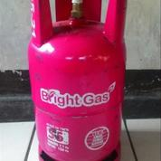 Gas Pink Bright Gas 5.5 Kg & Isi 5(2)