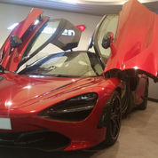 McLaren 720S Coupe Ready Stock
