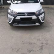 New Toyota YARIS Type S TRD Heykers Manual Putih Tahun 2017 DP 30 Jt
