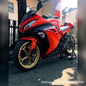 Ninja 250 FI 2017