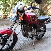 Yamaha Scorpio Z 2010 Plat K Pati