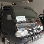 Suzuki Carry Pick Up Bak WD 3-Way 2018 Plat B Karang Tengah Tangerang