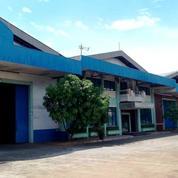 Gudang Ex Pabrik Di Jalan Raya Narogong Cikiwul Bantar Gebang Kota Bekasi