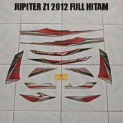Striping Jupiter Z1 2012 Full Hitam
