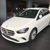 Mercedes Benz B200 Progresive Putih 2019 Promo Leasing Tdp 20%   Dealer Resmi