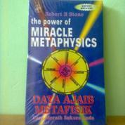 Buku The Power Of MIRACLE METAPHYSICS
