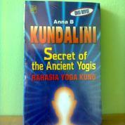 Buku KUNDALINI Secret Of The Ancient Yogis