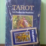 Buku TAROT UMUM + Bonus Kartu