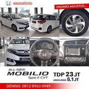 New Honda Mobilio E CVT