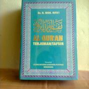 Buku Al Qur An Terjemahan / Tafsir