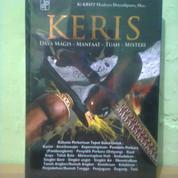 Buku KERIS Daya Magic, Manfaat, Tuah, Misteri