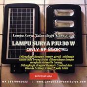 Lampu Surya Jalan PJU All In One 30 Watt Cocok Untuk Tinggi Tiang 2,5 3 M