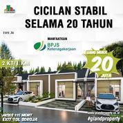 RUMAH KEREN Nyicil STABIL Selama 20 Tahun, SOREANG, Bandung Selatan