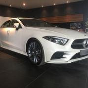 Promo Terbaru Mercedes Benz CLS350 AMG 2019